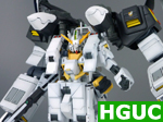 Titans RX-121-2 Gundam TR-1 (Hazel Owsla) with Gigantic Arm Unit