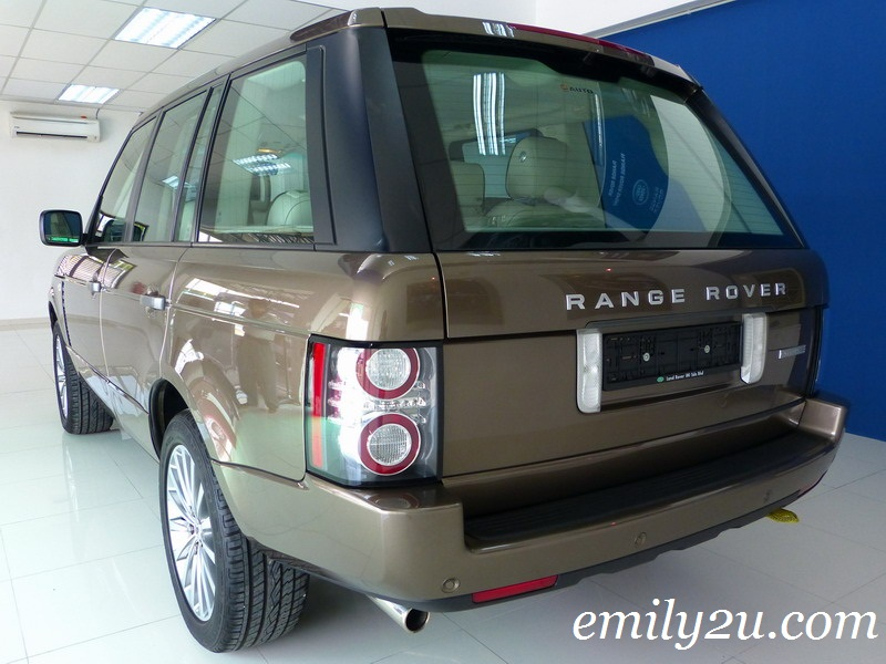 Land Rover Ipoh