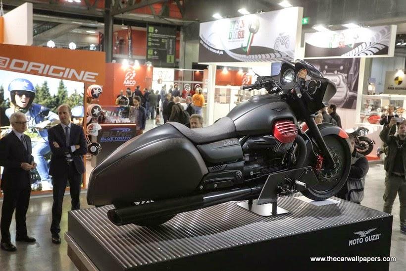 Moto Guzzi MGX-21 Prototype