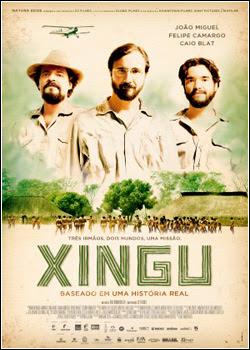 Xingu – DVDSCR Nacional 2012
