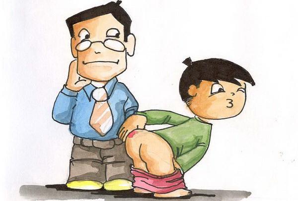 dung%2Bmong%2Bcon%2Bngoan Những đứa con nghịch ngợm, hay cãi lời cha mẹthì mới dễ thành công