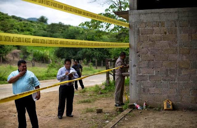 Homicide charges in Mexico army killing of 22 raise more questions about what happen