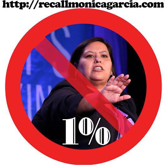 Recall LAUSD's Mónica García