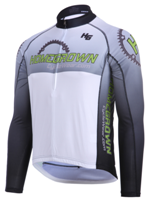 El Diente Race Long Sleeve Cycling Jersey