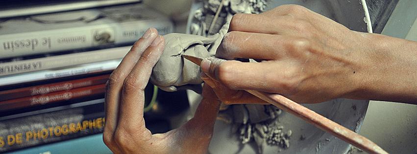 L 39 argile l 39 atelier g ant - Idee de creation avec de l argile ...