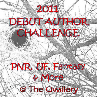 2011 Debut Author Challenge - March Debut Authors