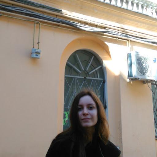 Anastasia Pustovalova