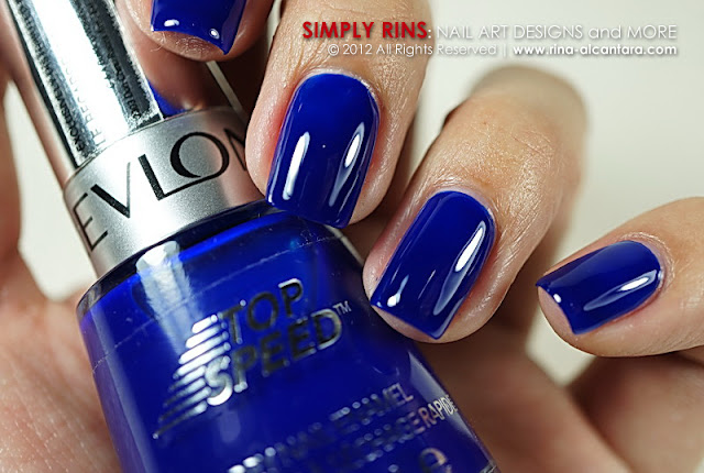 Revlon Top Speed Royal