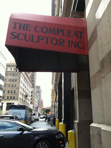 The Compleat Sculptor on Vandam Street was one of my favorite spots to shop.