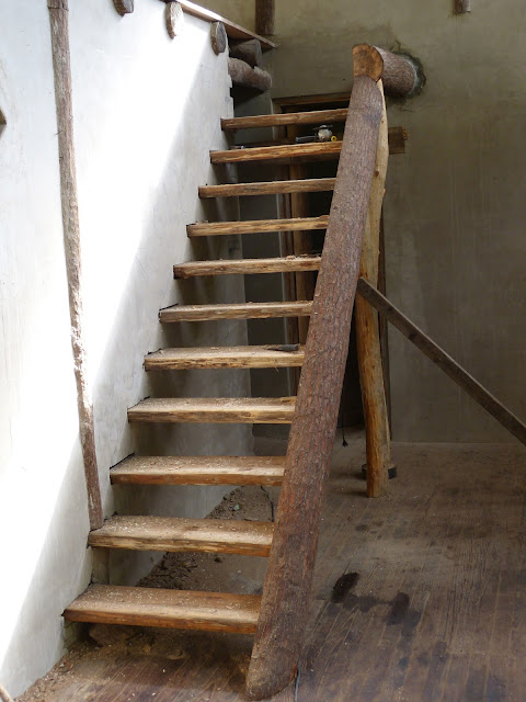 La escondida escalera del entrepiso avances for Como hacer una escalera para entrepiso