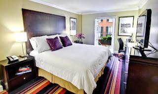 Hotel Le Marais Guestroom