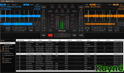 Mixxx, Software para DJ Multiplataforma