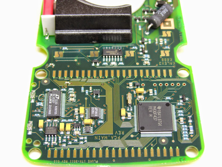 Fluke 179 teardown photos - Page 1