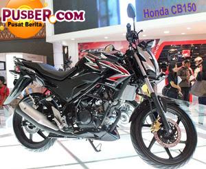 Honda CB150 Harga dan Spesifikasi, Foto Honda CB150R StreetFire