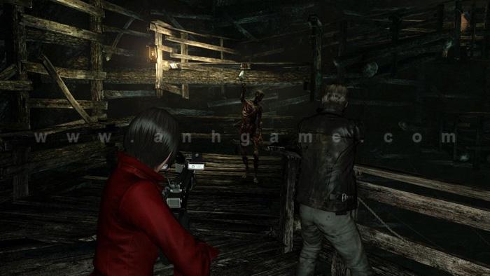 Đón ngày 12/12/2012 với chùm ảnh Resident Evil 6 - Ảnh 42