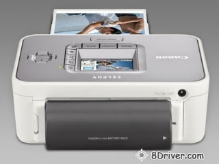 download Canon SELPHY CP750 printer's driver