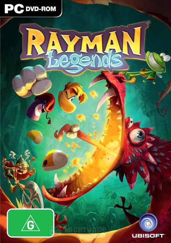 Cover Of Rayman Legends (2013) Full Latest Version PC Game Free Download Resumable Links at Alldownloads4u.Com
