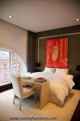 Thiết kế nội thất phòng ngủ cho nhà chật_CONG TY NOI THAT-1