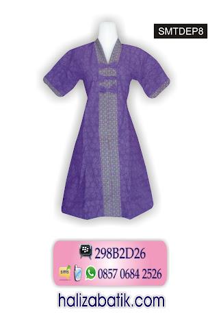 grosir batik pekalongan, Dress Batik Terbaru, Baju Dress, Baju Dress Batik