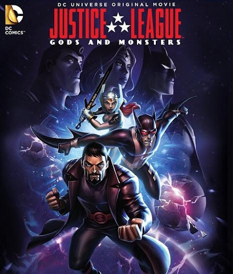 Justice League Gods & Monsters จัสติซ ลีก ศึกเทพเจ้ากับอสูร HD [พากย์ไทย]