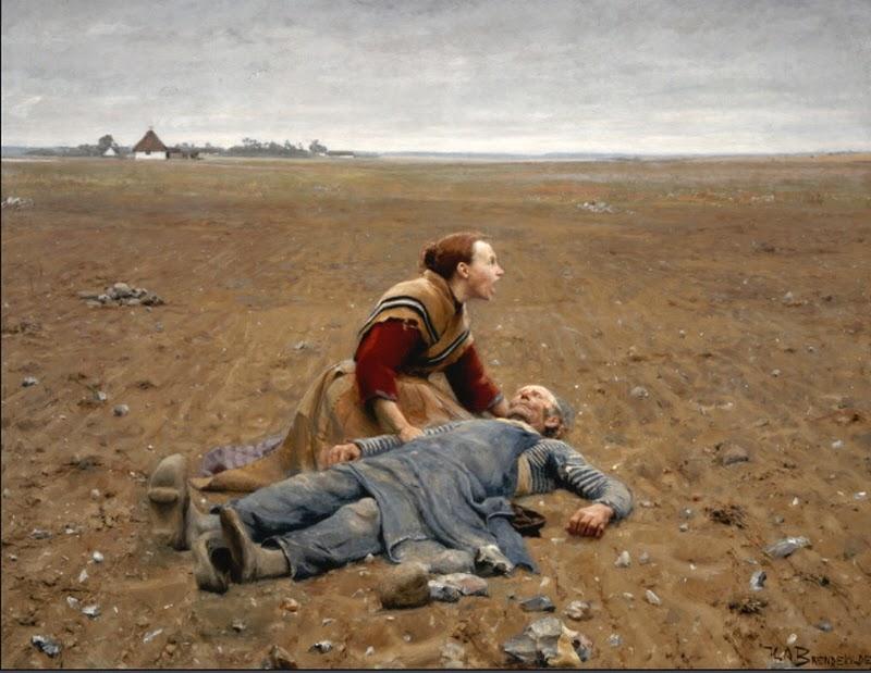 Hans Anderson Brendekilde - Worn Out