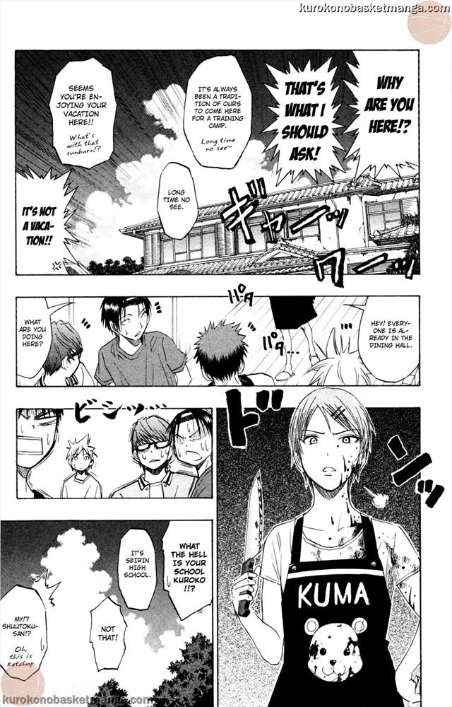 Kuroko no Basket Manga Chapter 60 - Image 600/5