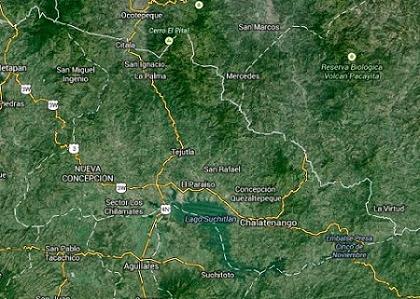100 Lugares de Chalatenango con nombres curiosos