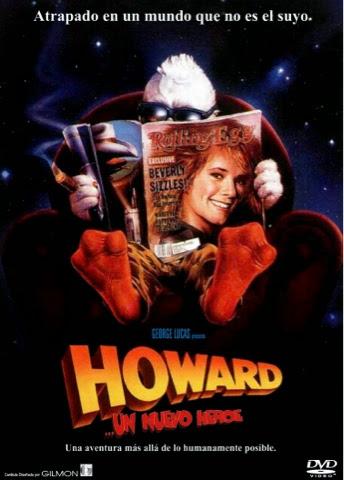 Rincón Misingno: Howard...un nuevo héroe (1986)