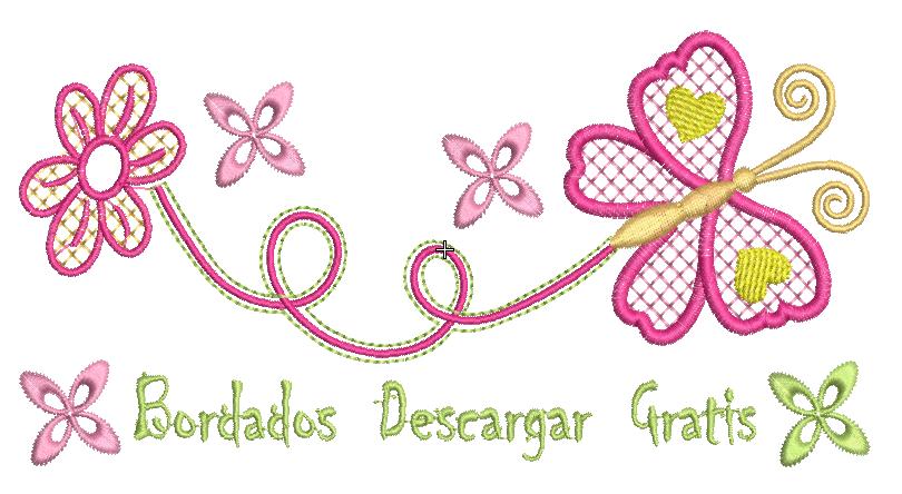 Diseños de bordados gratis para descargar - Imagui