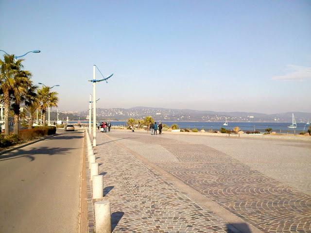 plages de cavalaire sur mer