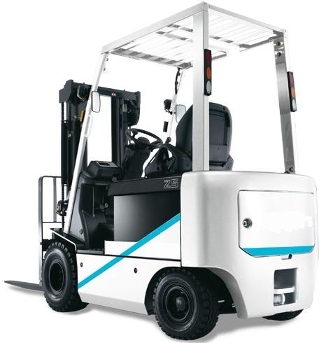 Acquy GS Yuasa cho xe nâng điện