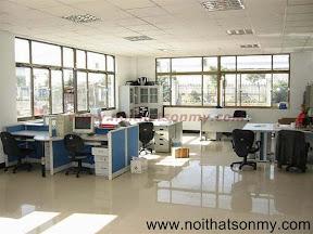 Thiết kế văn phòng 289