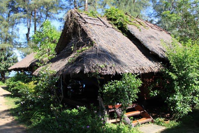 Отель Fisherman's hut homestay
