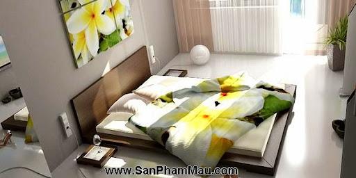 Các mẫu thiết kế nội thất phòng ngủ-1
