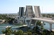 Fort Lauderdale bridge