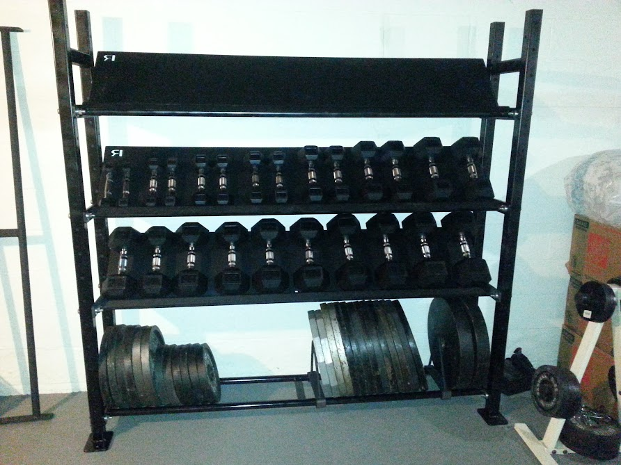 york legacy dumbbell set. http://www.roguefitness.com/weightli...-plate-storage york legacy dumbbell set