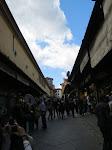 On to the Ponte Vecchio