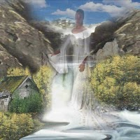 Goddess Mati Syra Zemlya Image