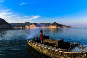 Mangla Dam Lake