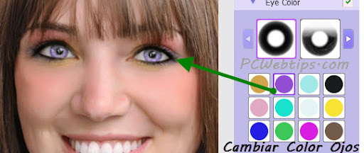 maquillaje para fotos gratis