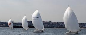 La flota J80 Santanderina en el 2013