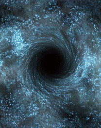 Who's Afraid of a Big Black Hole ?