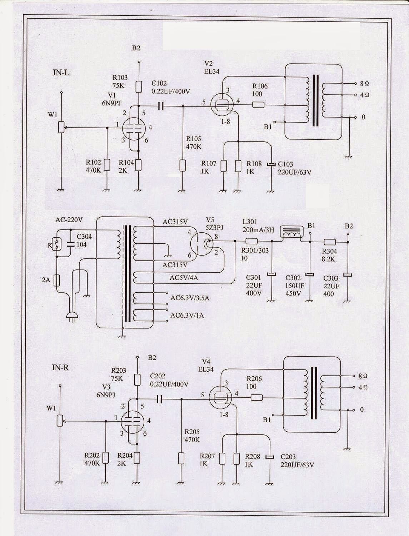 EL34 SE ultralinear schematic - Page 6 - diyAudio