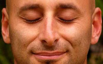 Buddhist Meditation Image