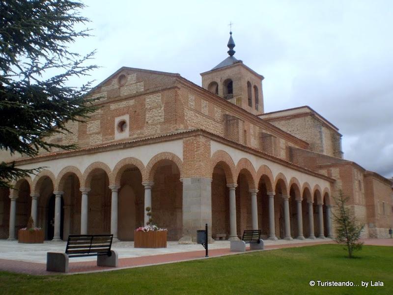 Iglesia de Santa María del Castillo, Olmedo