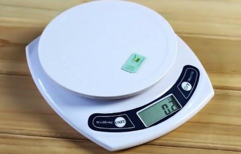 Cân tiểu ly điện tử  7kg x 1g