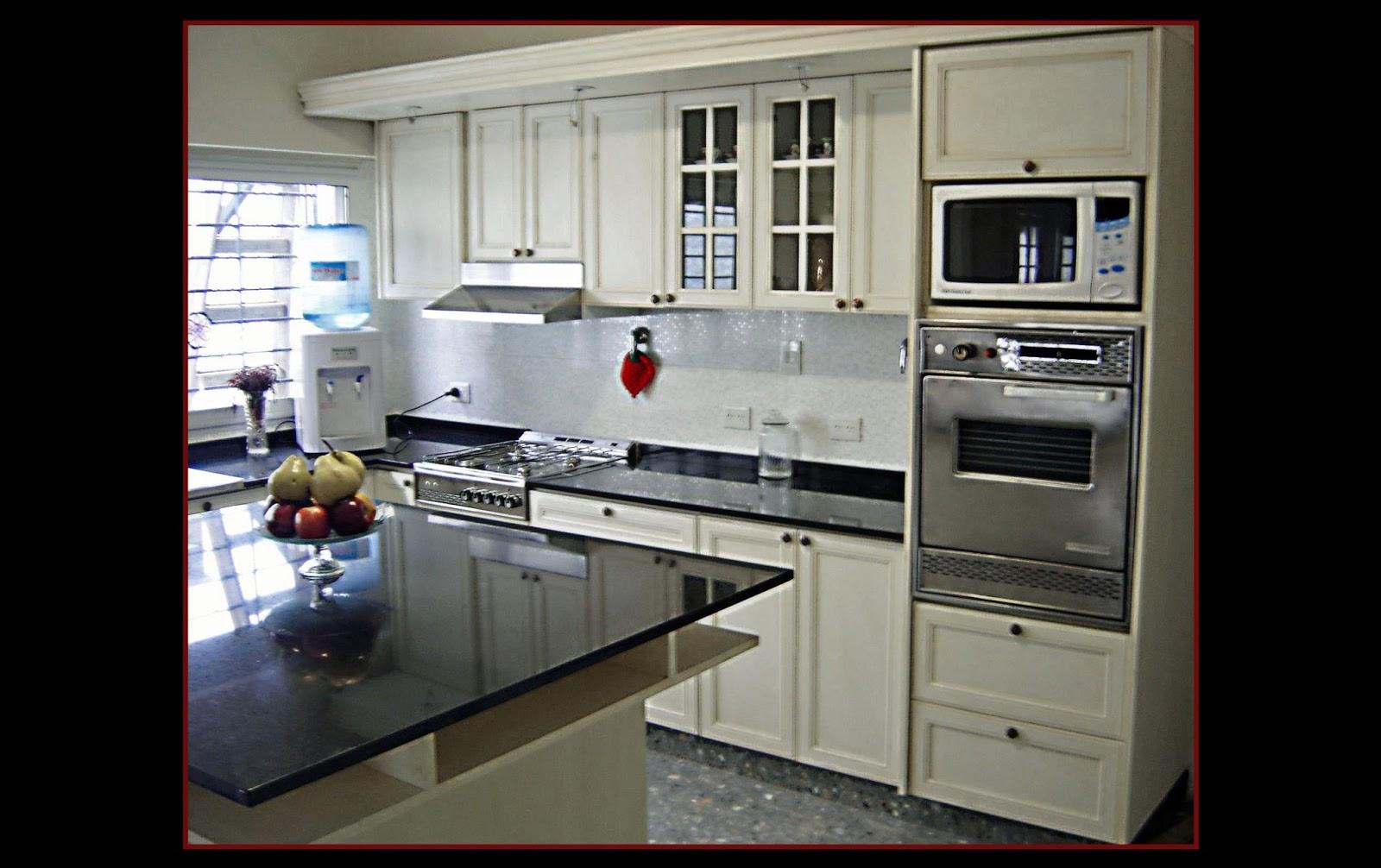 Cocina con patina la carpinteria de daniel for Muebles cocina melamina