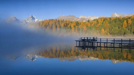 Lake Stazera in Autumn, Switzerland.jpg