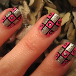 nail art designs pictures  paintings for acrylic nails
