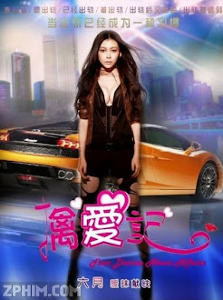 Nhật Ký Ngoại Tình - Diaries Of The Cheating Hearts (2012) Poster